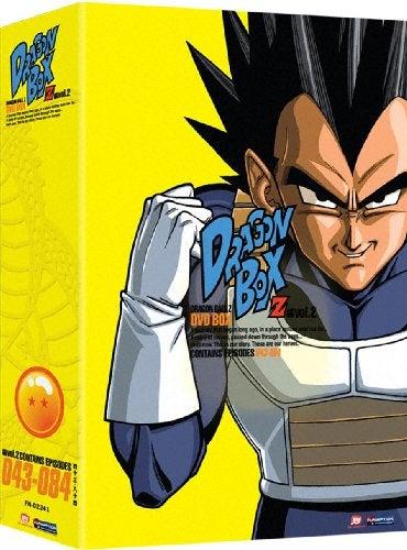 Dragon Ball Z Dragon Box Two DVD Review IGN