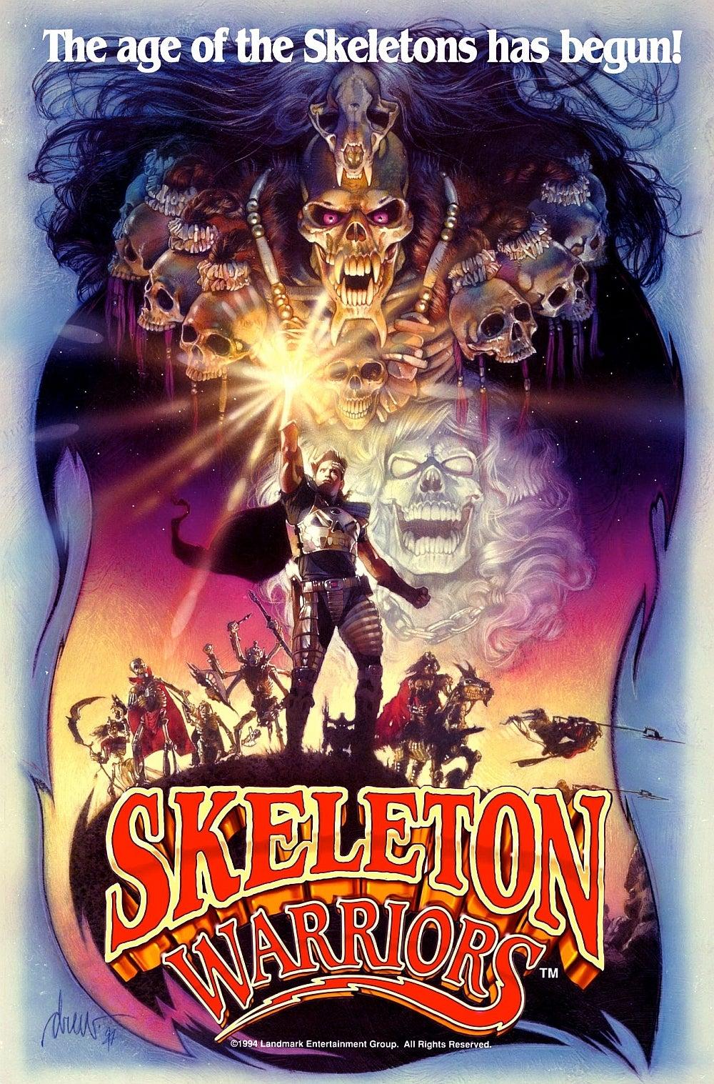 Skeleton Warriors Season 1 TV IGN