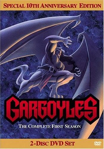Gargoyles The Complete First Season IGN