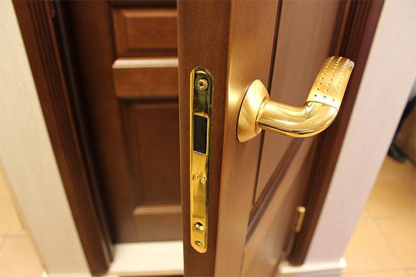 Межкомнатные двери: правила ухода за ними