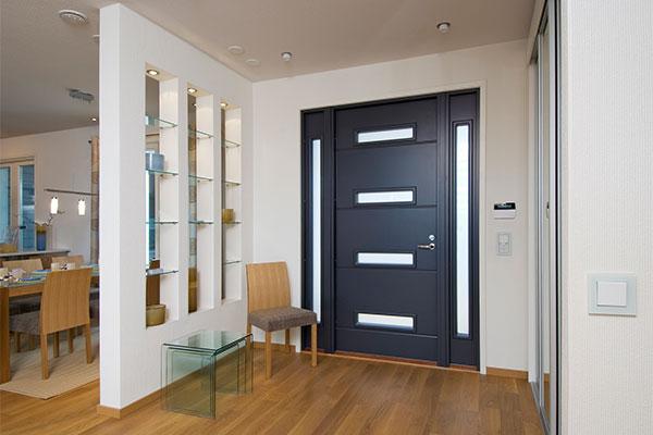 Входная дверь – надежность и прочность
