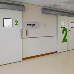 Специализированные двери