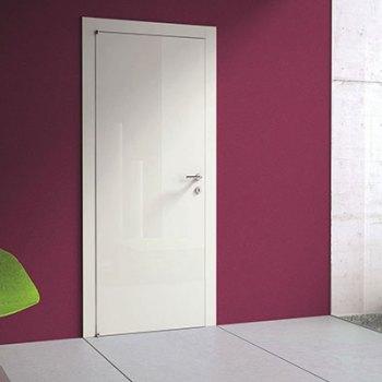Двери в стиле hi-tech