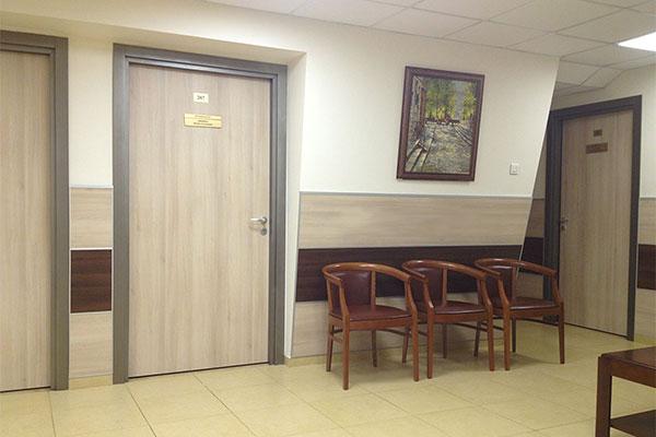 Двери для общественных помещений