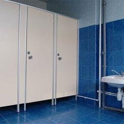 Двери для общественных туалетов