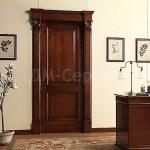 межкомнатная дверь из массива дерева