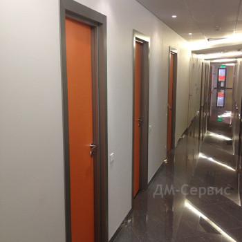 Двери облицованные пластиком cpl