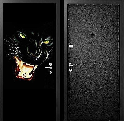 фото панели для входных дверей