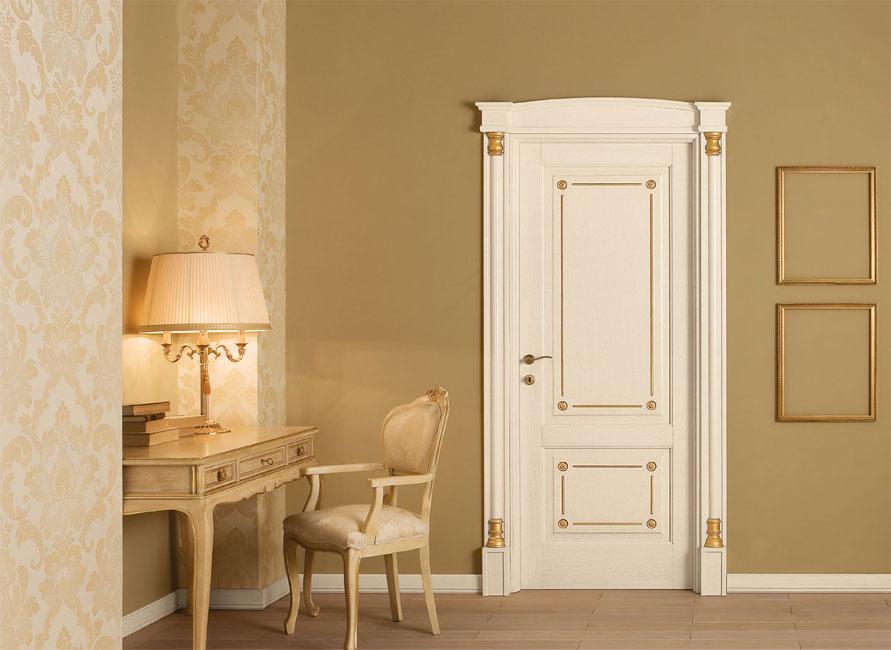 межкомнатная итальянская дверь
