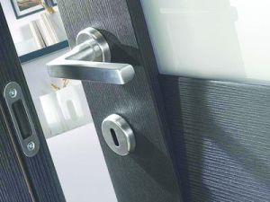 элемент замка композитной двери