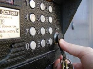 магнитный замок для двери