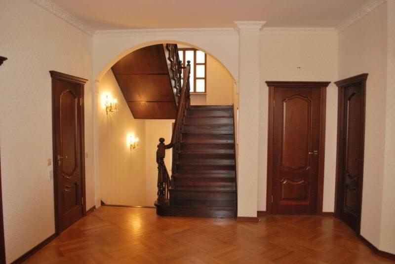 межкомнатные двери для загородного дома