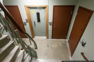 ошибка при установке дверей