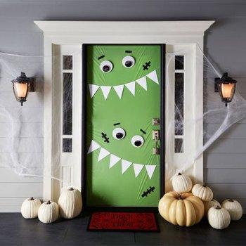 Украшение межкомнатных дверей