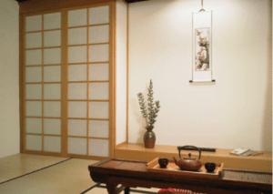 Японские двери в интерьере