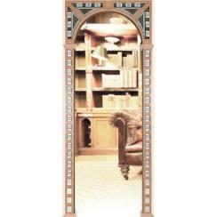 Межкомнатная арка «Афина» (резная)