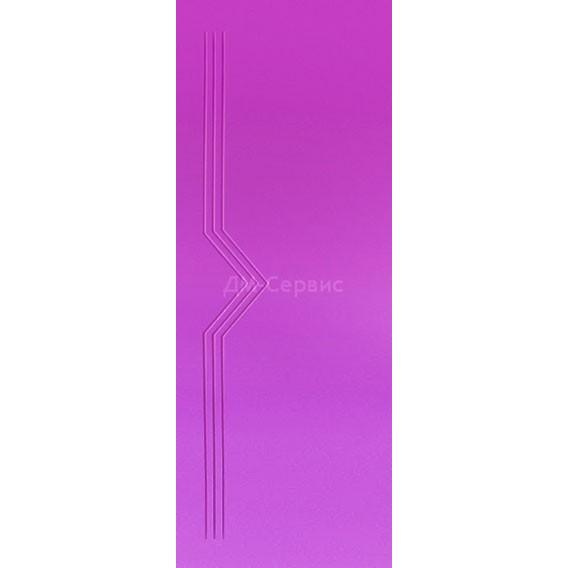 Крашенная дверь премиум класса «Модерн» (глухая)