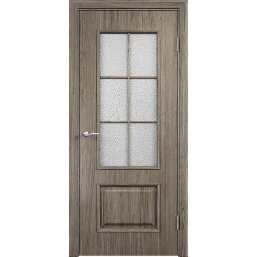 Межкомнатная дверь экошпон «C-5 ДО» (со стеклом)