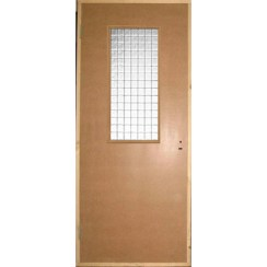 Оргалитовая дверь ПО