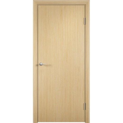 Межкомнатная дверь «ДПГ», шпон fine-line (глухая)