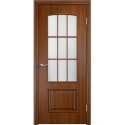 Межкомнатная ламинированная дверь «C-26 ДО» (со стеклом)