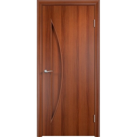 Межкомнатная ламинированная дверь «C-6 ДГ» (глухая)