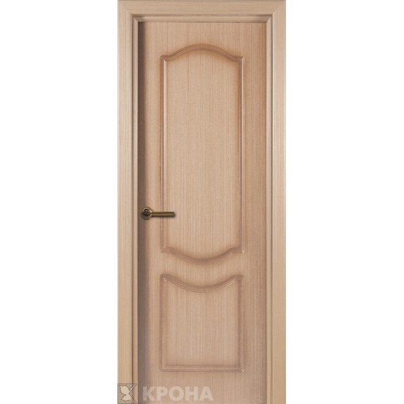 Межкомнатная дверь с натуральным шпоном «Классик ДГ» (глухая)