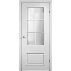 Строительная дверь с четвертью ДСЧ 79 (со стеклом)