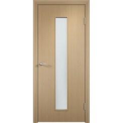 Межкомнатная ламинированная дверь «C-17 ДО» (со стеклом)