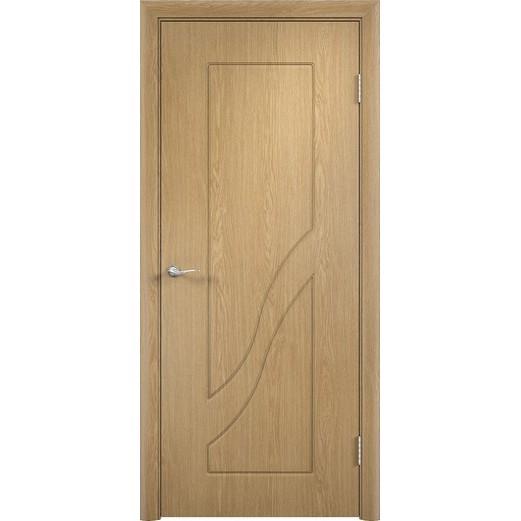 Межкомнатная дверь с пленкой ПВХ «Камила ДГ» (глухая)