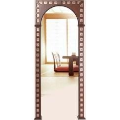 Межкомнатная арка «Сакура» (резная)