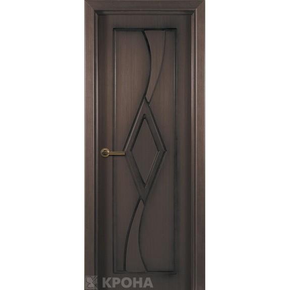 Межкомнатная дверь с натуральным шпоном «Милана ДГ» (глухая)