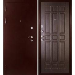 Входная металлическая дверь МД-04 (медь)