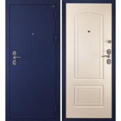 Входная металлическая дверь Сударь-4 (синий)