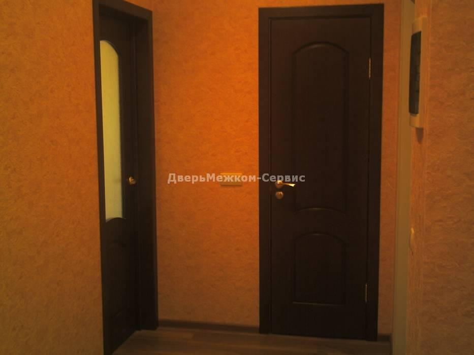 Двери облицованные шпоном дуба