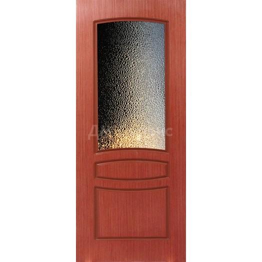 Межкомнатная шпонированная дверь «Венеция» (со стеклом)