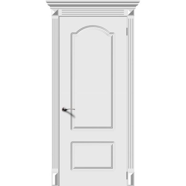 Межкомнатная дверь эмаль «Классика» (глухая)