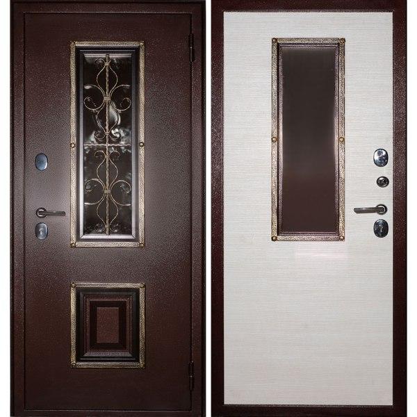 Входная металлическая дверь «К-04»