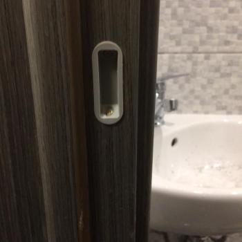 Фурнитура для межкомнатной двери из экошпона
