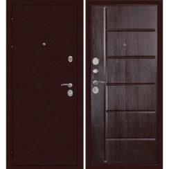 Входная металлическая дверь «C-503» (венге тисненый)