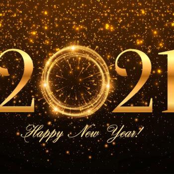 С Новым 2021 годом быка