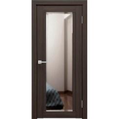 Межкомнатная дверь экошпон К-11 зеркало
