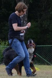Anke Koch, Hundetrainerin SKN: Basis & GHS