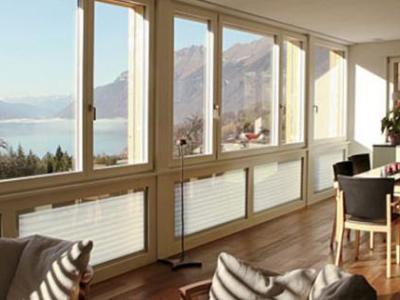 GlassX, vidrio termodinámico para fachadas y ventanas