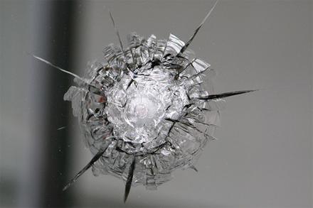¿De qué está hecho el cristal blindado?