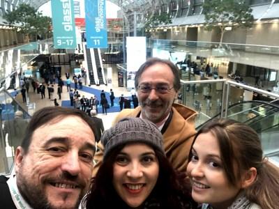 Equipo Dvidrio Trading, S.L. presente en Glasstec 2018