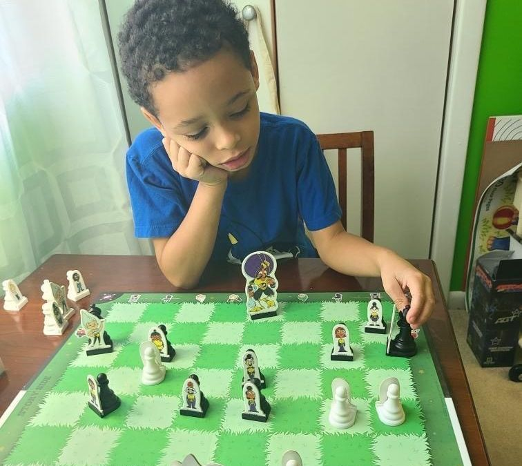 7 Reasons Why Story Time Chess is the Ideal August Activity