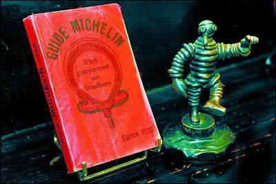 Michelin Guide 1900