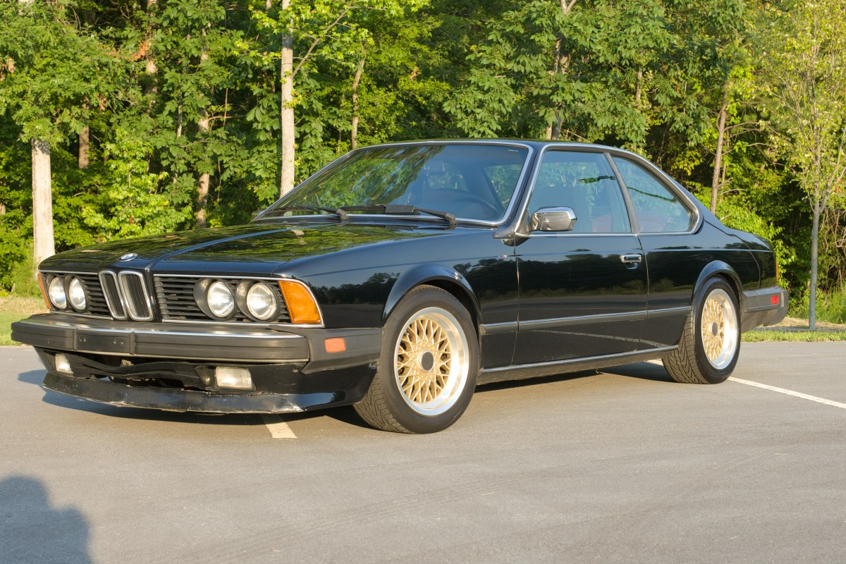 Gallery: 1987 BMW 635CSi for Sale
