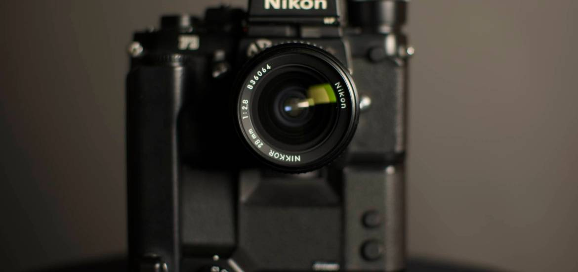 Nikon F3HP by Dan Smith